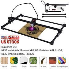 Neje Master 2 Max 30w Cnc Laser Engraver Marking Machine Cutter Diy Engraver Us