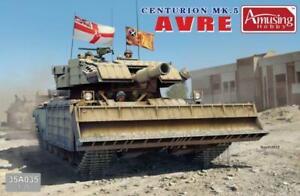 Amusing Hobby 1/35 Centurion Mk.5 AVRE tank