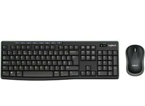 Logitech MK270 Wireless Keyboard and Mouse Windows Free Next Day Delivery