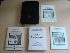 Manuals/Handbooks Ford Car Owner & Operator Manuals