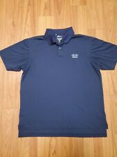 Cisco Adidas ClimaCool Golf Shirt - Navy Blue