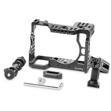 SmallRig Cage Kit w/ Top Handle,NATO Rail,Magic Arm for Sony A7R III Camera-2103