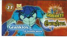 GORMITI  - ENERGHEIA -  FANBUK - GRANKIOS - IL VENDICATORE - POPOLO  DEL MARE