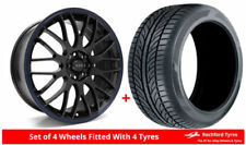 Gen 2 One Piece Rim Wheels with Tyres 8 Number of Studs