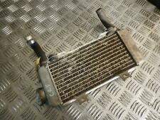 HONDA CRF250 CRF 250 2007 RADIATOR FILLER SIDE
