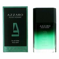 Azzaro Wild Mint by Azzaro Man Eau de Toilette 3.4 oz/100 ml Original EDT Spray