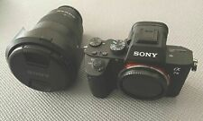 Sony a7R III Mirrorless Camera Mint + Sony FE 24-70mm f2.8 Lens Mint + Extras!!