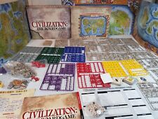 Civilization The Board game by Eagle Games - 100% complete, on sprues [ENG,2003]
