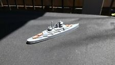 Vintage Diecast Tootsietoy Battleship#1034