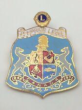Vintage Lions Club Arnprior 1971 Canada Pin B951