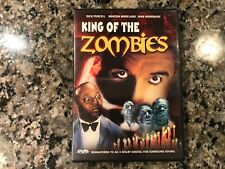 King Of The Zombies Dvd! 1941 Black & White Horror!