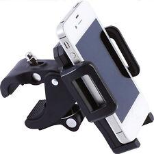 Adjustable Cell Phone Holder Motorcycle Bike Bicycle Handlebar Mount