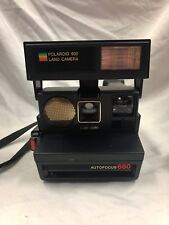 Vintage Polaroid 660 Auto focus Land Camera