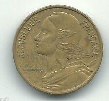 FRANCE 5 centimes 1966 KM# 933