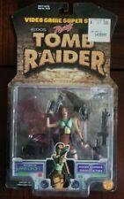 Video Game Super Stars Eidos Presents Tomb Raider: Lara Croft Action Figure New