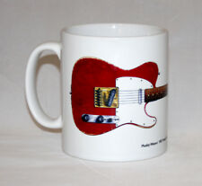 Guitar Mug. Muddy Waters' Fender Telecaster