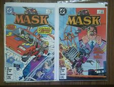 Mask lot of 2 (#1-2) NM