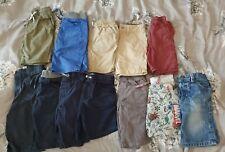 Boy's shorts bundle age 4-5,  12 pairs