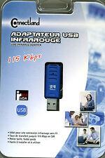 Adaptateur USB vers Infrarouge IRDA (neuf)