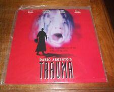 TRAUMA - FS Laserdisc - Dario Argento