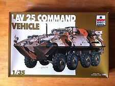 "LAV 25 ""command vehicle"" ESCI/ERTL 5034 1:35"