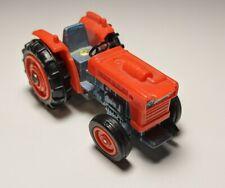 Vintage Aviva Charlie Brown Red Kubota Tractor #C10 1/64 Diecast Peanuts