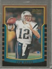 2000 00 Bowman TOM BRADY RC Rookie #236 NOT Chrome