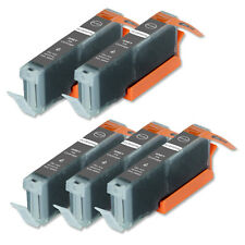 5 GRAY Replacement Printer Ink for Canon CLI-251XL MG6320 MG7120 MG7520 iP8720