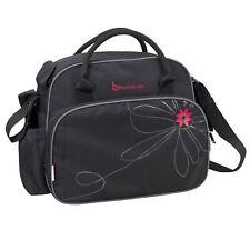 Universal Messenger Nappy Baby Pram Diaper Changing Bag Quality Pink Romany BNIP
