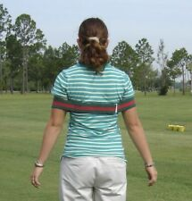 The most effective, common sense golf swing trainer - for all ages - guaranteed!