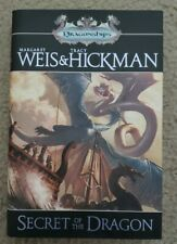 Secret of the Dragon by Tracy Hickman and Margaret Weis (2010, Hardcover) 1st Ed