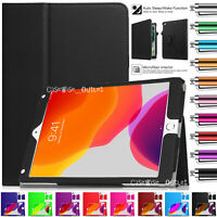 "Shockproof Heavy Duty Flip Stand Smart Book Case Cover For Apple iPad 10.2"" 2019"