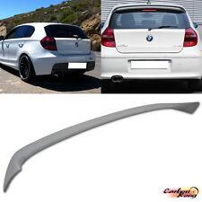 BMW E87 5DR E81 3DR 130i 118i 116i 1-SERIES A TYPE TRUNK SPOILER 11 UNPAINTED