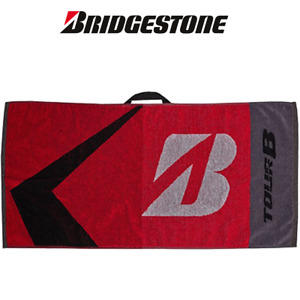 "Bridgestone Golf Staff Towel 16"" x 32"" Latest Style 100% Cotton FREE P&P"