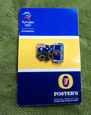 #P260.  FOSTERS BEER  SYDNEY 2000 OLYMPIC PIN
