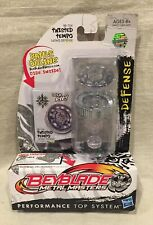 Beyblade Metal Masters Twisted Tempo Single Pack BB104 145WD Defense, NIB