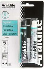More details for araldite - epoxy - crystal - 2 x 15ml