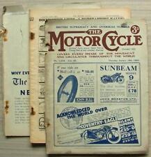 The MOTOR CYCLE Magazine 19 Jan 1933 NEW IMPERIAL 250 RACER Grindlay Peerless