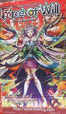 Force of Will FOW TCG R3 Kaguya, Millennium Princess ORIGINAL WALL BANNER NEW