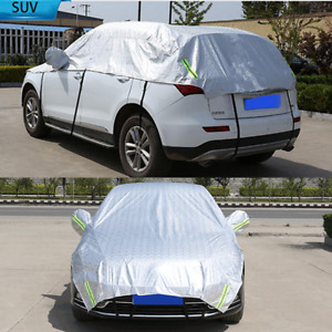 Waterproof Car Cover Rain Snow UV Protection Outdoor Universal SUV Accessories