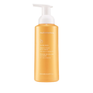 Nutrimetics Nutri-Rich Gentle Foam Body Wash 400 ml