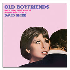 OLD BOYFRIENDS (MUSIQUE DE FILM) - DAVID SHIRE (CD)