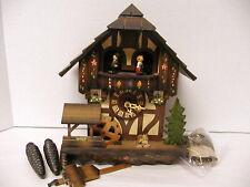 Vintage Regula Musical Cuckoo Clock West Germany