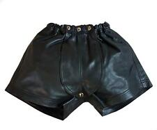 Leather Boxer shorts  size SML ~ XL