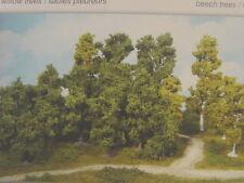 Laubbäume - 14 Stck. -  Baum  - 9 bis 18  cm - Heki Super Artline HO 1952 #E