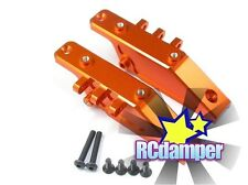 ALUMINUM FRONT & REAR DIFF GEAR BOX MOUNT OR FOR AXIAL 1/10 WRAITH RR10 BOMBER