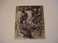 advertising Pubblicità 1968 MOTORI FRANCO MORINI
