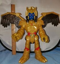 2015 Imaginext Mattel Power Rangers Goldar Yellow Monster Gold Figure 12?