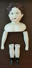 "Alt, Beck, Gottschalk 784 Repro China Doll ""Kit"" Makes 24"" Doll"