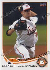 2017 Bowie Baysox Garrett Cleavinger RC Rookie Baltimore Orioles